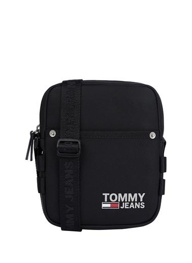 Tommy Hilfiger Postacı Çantası Siyah